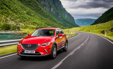 Mazda CX-3 2.0 120ps SE-L Nav