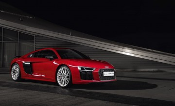 New Audi R8 gives you wings