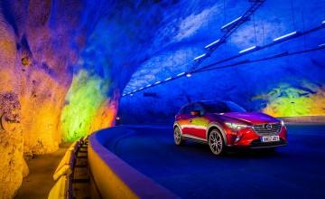 Mazda refines CX-3 crossover