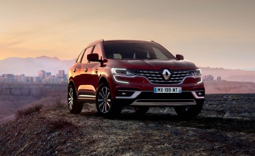 More power for diesel only Koleos