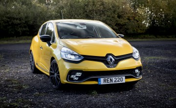 Sporty treatment for Renault hatches