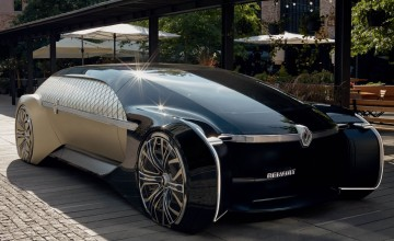 Future could be a Renault hotel on wheels
