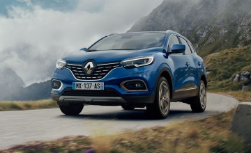 Makeover for Renault Kadjar