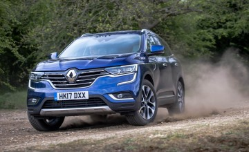 Renault back in the SUV big-time