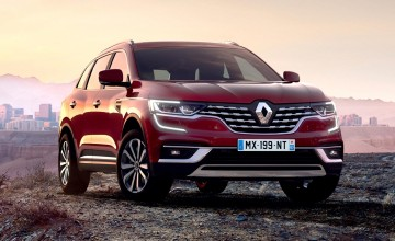 Upgrades for Renault Koleos