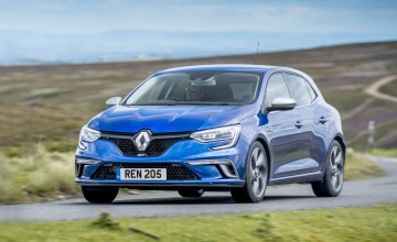 Renault fires up with new Megane GT