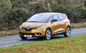 Renault comes up trumps again