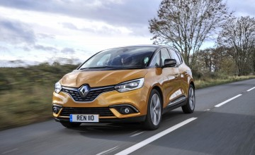 Renault Scenic Dynamique S dCi 110 Hybrid Assist