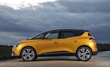 Renault Scenic Dynamique S dCi 110 EDC