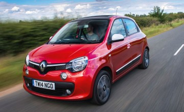 Twingo willing, economical and fun