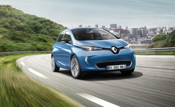 Renault's electric charge