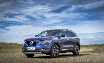 Renault Koleos a family friendly 4x4