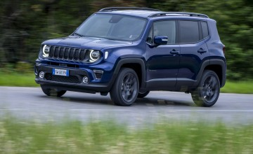 Special edition for Jeep Renegade