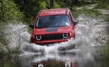 Jeep goes electric with plug-in Renegade