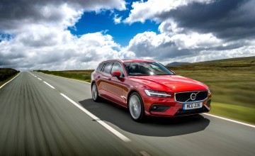 New Volvo V60 joins line up