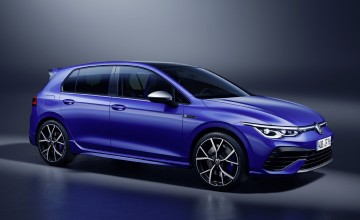 New Golf R breaks cover at VW