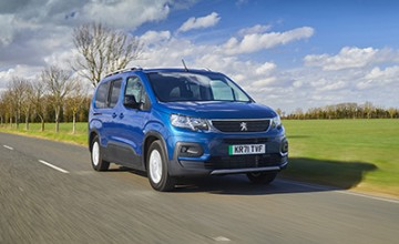 New Peugeot Rifter SUV revealed