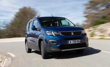 Peugeot Rifter - an MPV that can