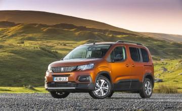 Peugeot Rifter - a new way of leisure