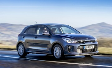 New Kia Rio priced from £11,995
