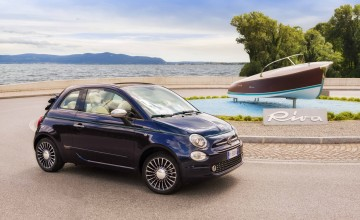 Riva decks out Fiat 500