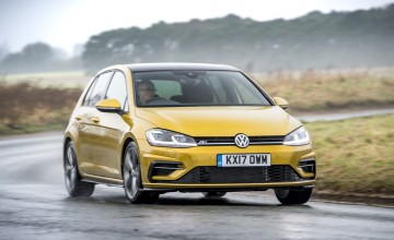 Golf's sporting style and 60-plus mpg