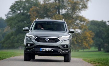 Rexton the ultimate from SsangYong