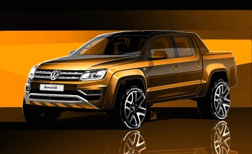 Volkswagen Amarok gets striking new look