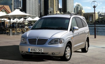 SsangYong Rodius - Used Car Review