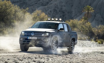 Rok on with new Volkswagen truck