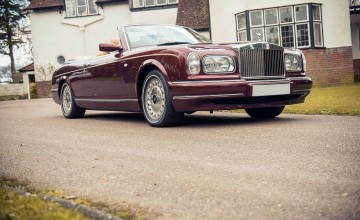Classic Corniche is up for grabs