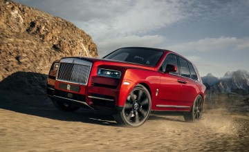 Rolls-Royce Cullinan finally revealed
