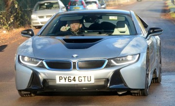 Wayne Rooney's supercar up for sale