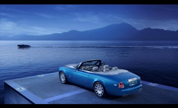 Rolls-Royce pays homage to Bluebird