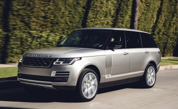 Ultimate Range Rover revealed