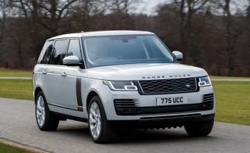 Range Rover Coupe revealed