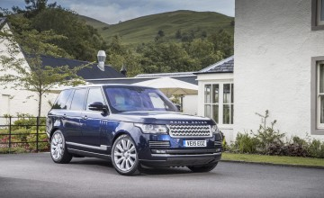 Range Rover Autobiography a story of desire