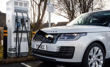 Plug-in Range Rover offers supreme luxury