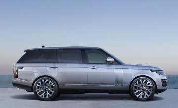 Mild-hybrid power for latest Range Rovers