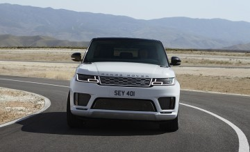 First plug-in Land Rover tops 100mpg