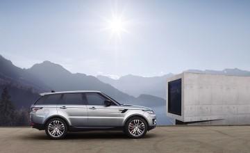 Ingenium power for Range Rover Sport
