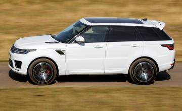 Range Rover Sport goes PHEV