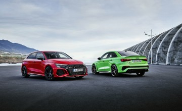 Prices announced for Audi RS 3