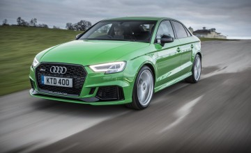 Audi RS 3 is so good it's addictive