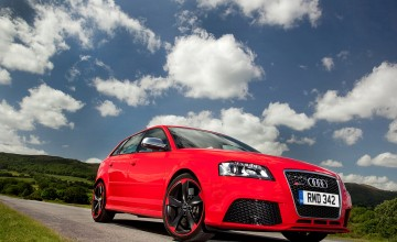 Red hot hatch with uber cool image