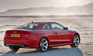Audi RS 5 Coupe 4.2 FSI quattro S tronic