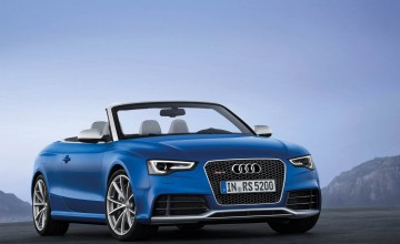 Sky's the limit for fiery cabrio