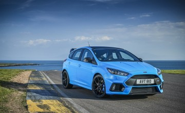 Extra grip for Ford Focus RS