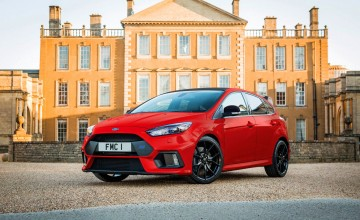 Red letter day for Focus RS fans