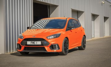 Focus RS bows out with Heritage special